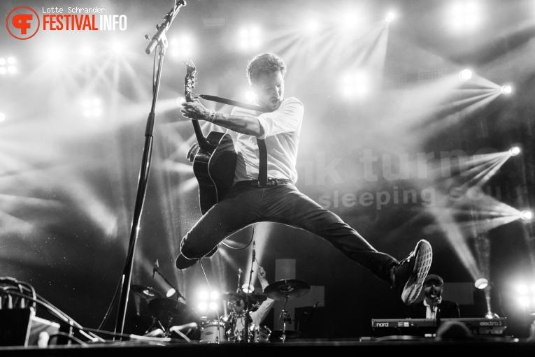 Foto Frank Turner & The Sleeping Souls op Groezrock 2016 - Vrijdag