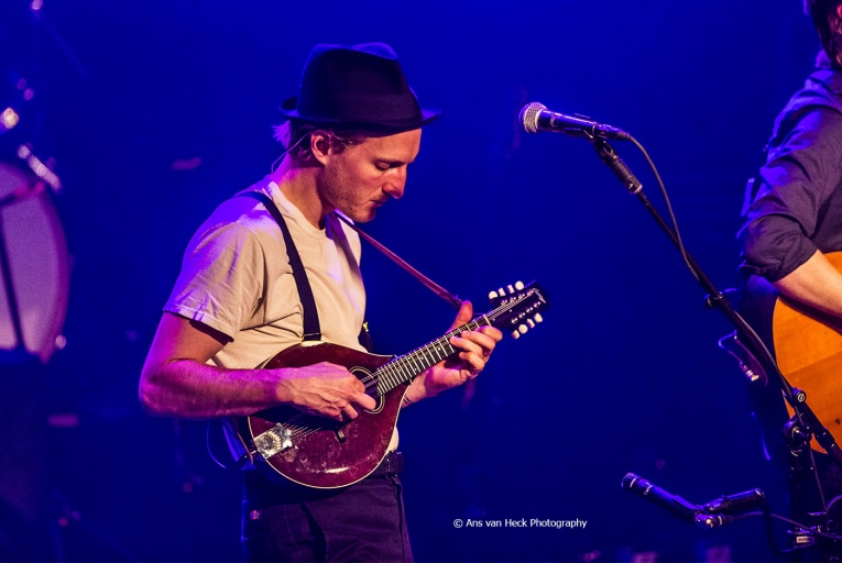 The Lumineers op The Lumineers - 29/04 - Melkweg foto