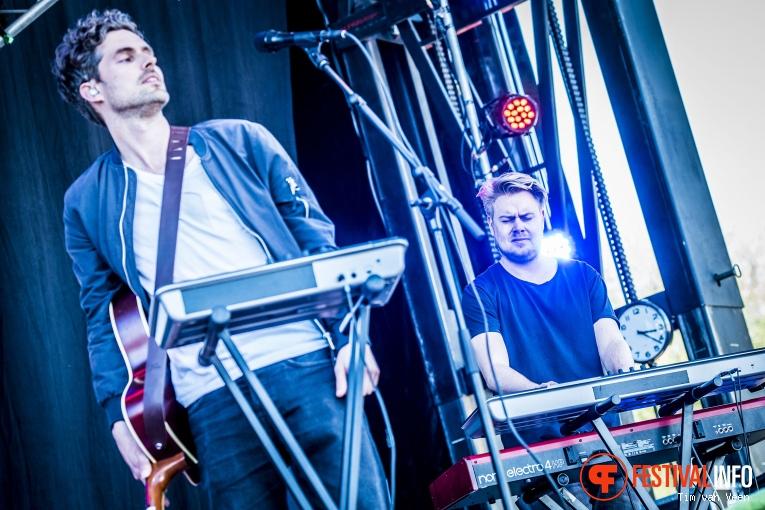 HAEVN op Bevrijdingsfestival Utrecht 2016 foto