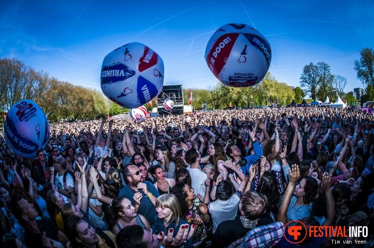 Bevrijdingsfestival Utrecht 2016 foto