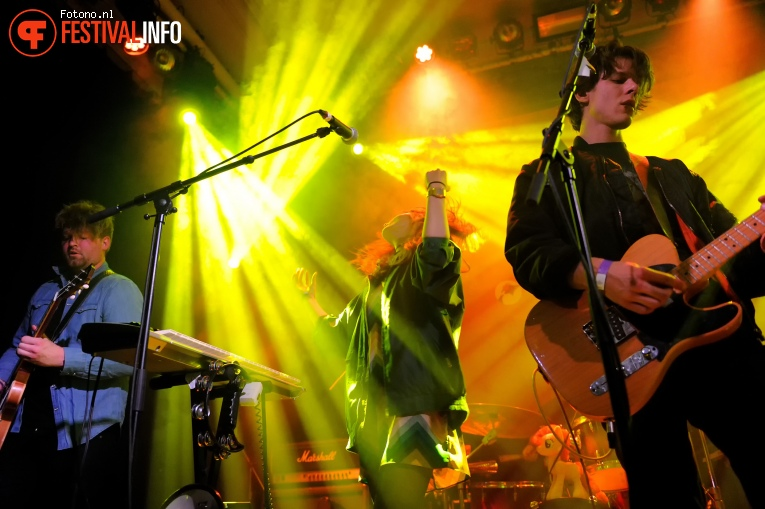 Foto The Great Communicators op Pinguins in Paradiso - 30/04 - Paradiso