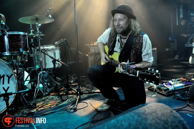 MY BABY op Pinguins in Paradiso - 30/04 - Paradiso foto