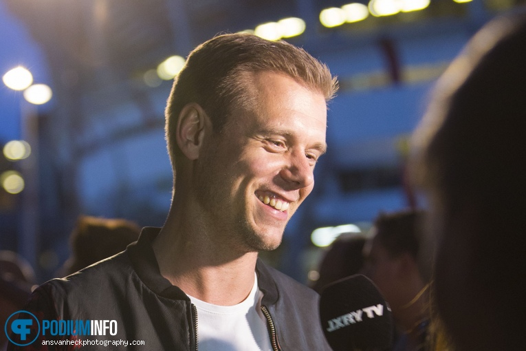 Armin van Buuren op Armin Only - 07/05 - Ziggo Dome foto