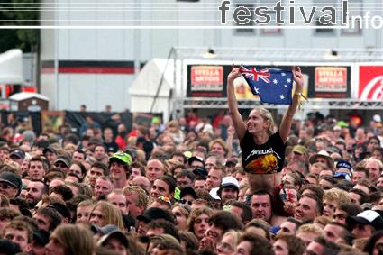 Rock Werchter 2007 foto