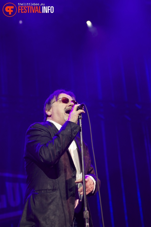 Southside Johnny & The Ashbury Jukes op Ribs & Blues 2016 foto