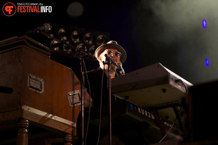 Southside Johnny & The Ashbury Jukes op Ribs & Blues 2016 foto