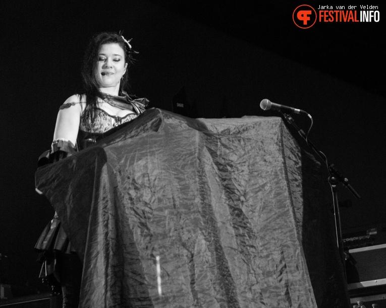 Lacrimosa op Wave Gotik Treffen 2016 foto