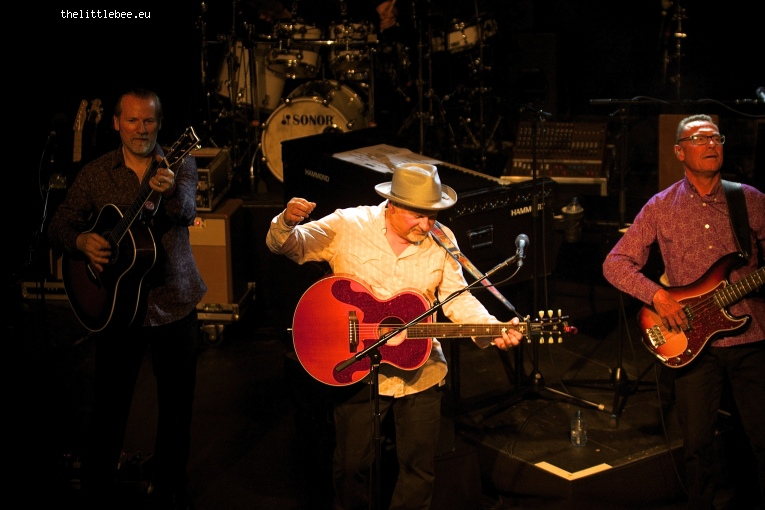 Foto Paul Carrack op Paul Carrack - 25/05 - Metropool