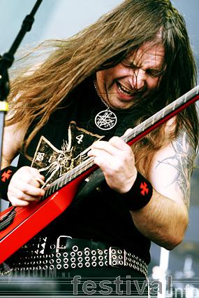 Vader op Waldrock 2007 foto