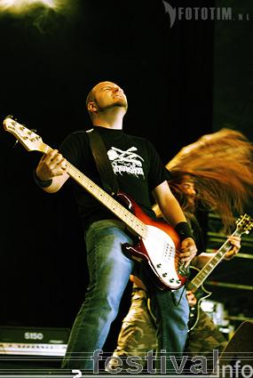 Foto Aborted op Waldrock 2007