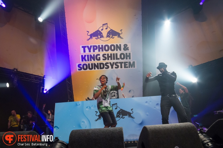 Foto Typhoon op Red Bull Culture Clash 2016