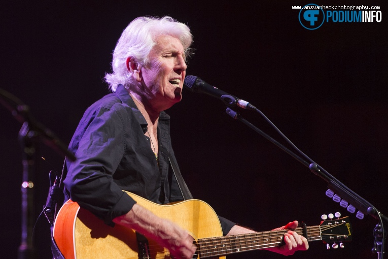 Foto Graham Nash op Graham Nash - 28/05 - TivoliVredenburg