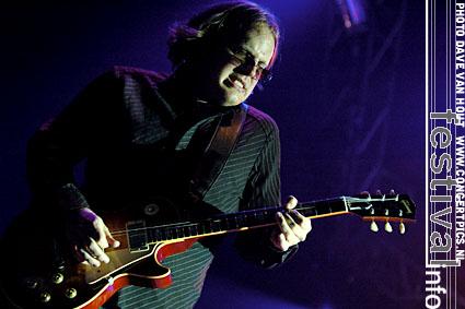 Joe Bonamassa op Bospop 2007 foto