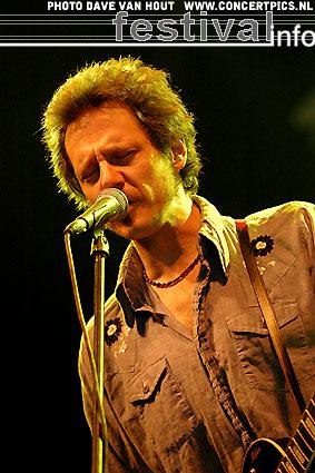 Marc Ford op Bospop 2007 foto