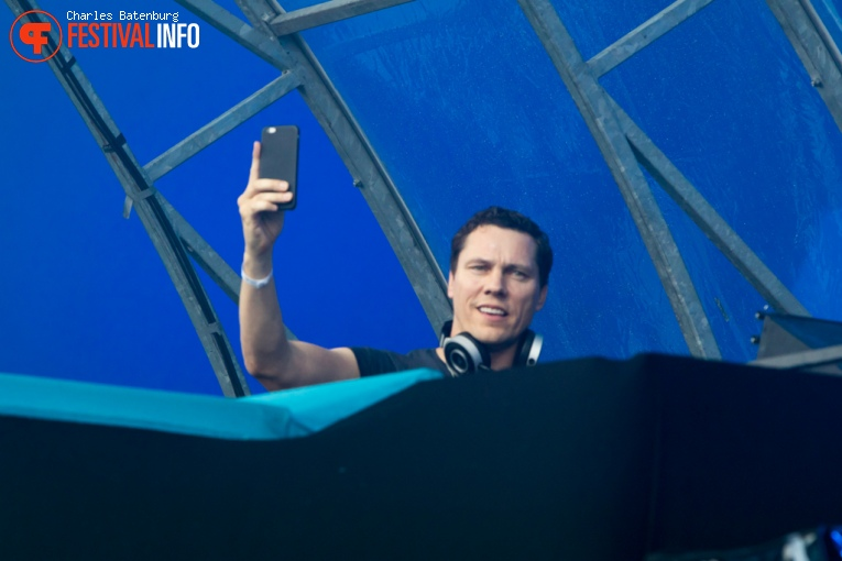 Foto Nicky Romero op The Flying Dutch