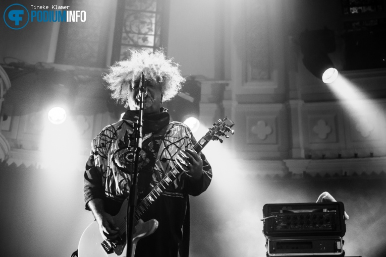 Foto The Melvins op The Melvins - 06/06 - Paradiso