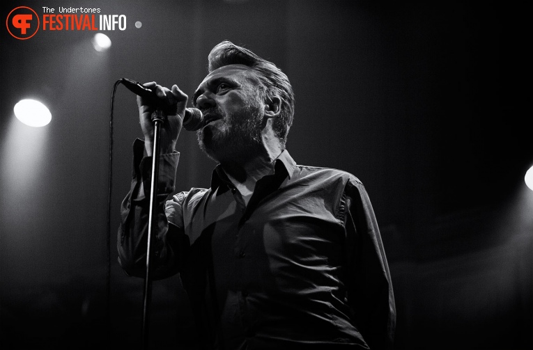 Foto The Undertones op The Undertones - 08/06 - Paradiso