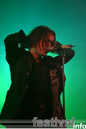 HIM op Waldrock 2003 foto