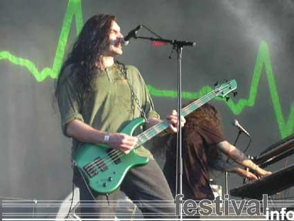 Type O Negative op Waldrock 2003 foto