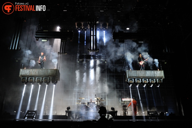 Rammstein op Pinkpop 2016 - Zaterdag foto