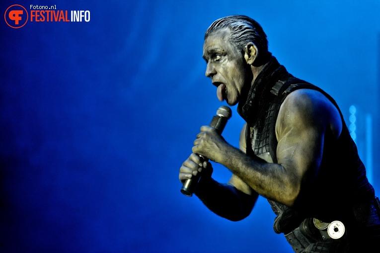 Foto Rammstein op Pinkpop 2016 - Zaterdag