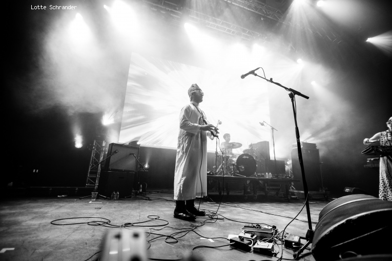 Orchestra Of Spheres op Eindhoven Psych Lab 2016 foto