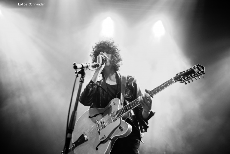 Temples op Eindhoven Psych Lab 2016 foto