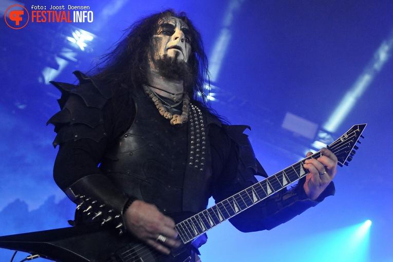 Dark Funeral op Fortarock 2016-Zondag foto
