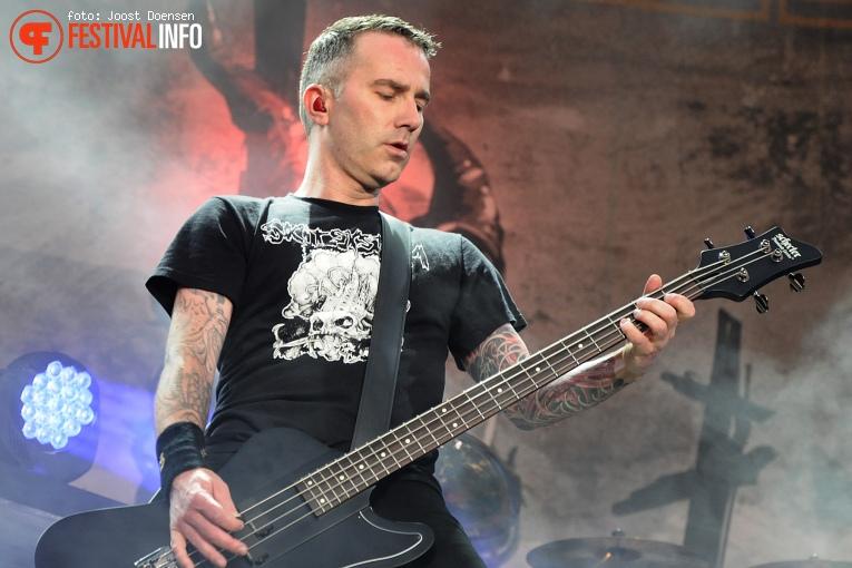 Volbeat op Fortarock 2016-Zondag foto