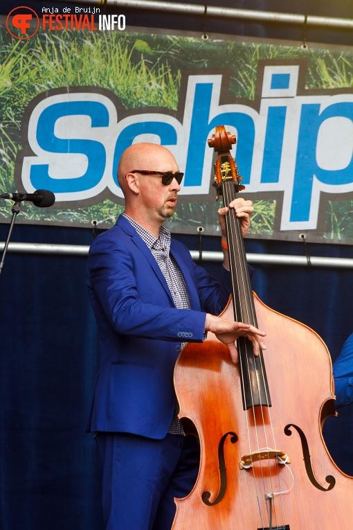 Amsterdam Klezmer Band op Schippop 2016 foto