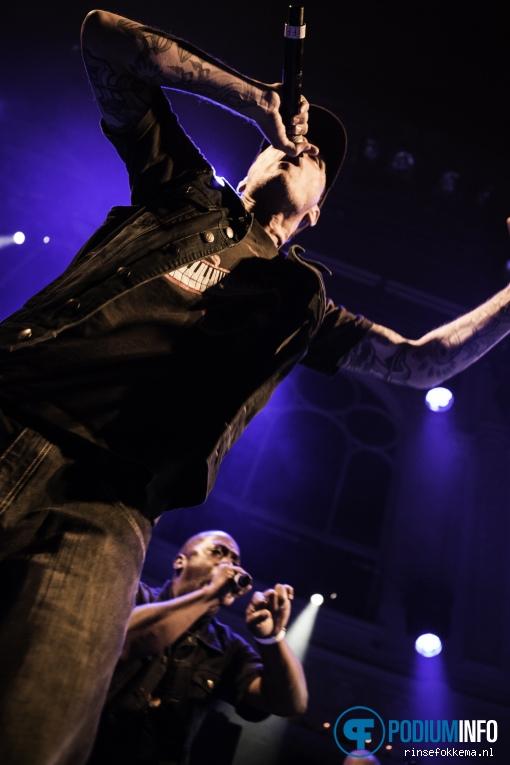 Foto Def P op Public Enemy - 12/06 - Paradiso