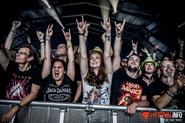 Graspop Metal Meeting 2016, dag 1 foto