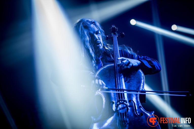 Apocalyptica op Graspop Metal Meeting 2016, dag 1 foto
