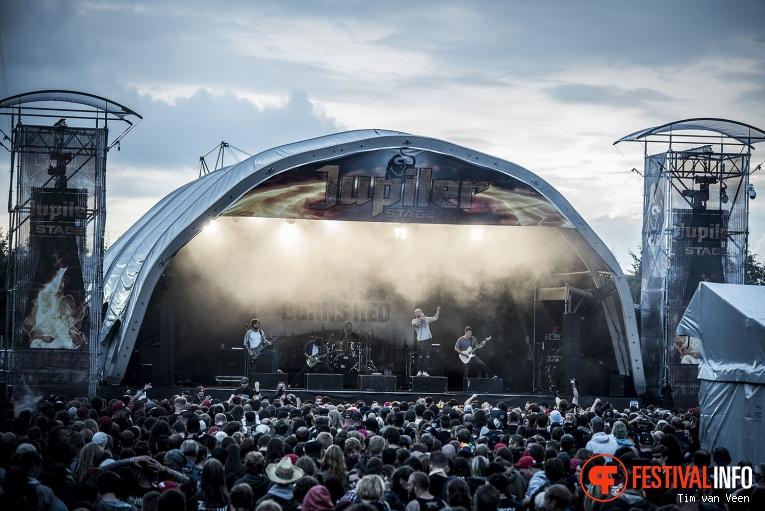 August Burns Red op Graspop Metal Meeting 2016, dag 1 foto