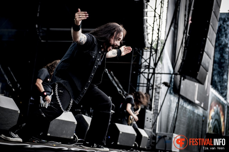 Firewind op Graspop Metal Meeting 2016, dag 1 foto