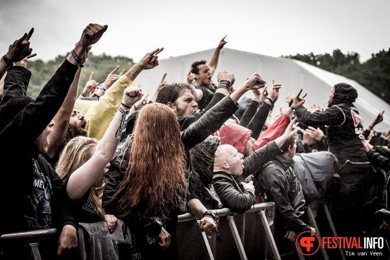 Foto Testament op Graspop Metal Meeting 2016 dag 2