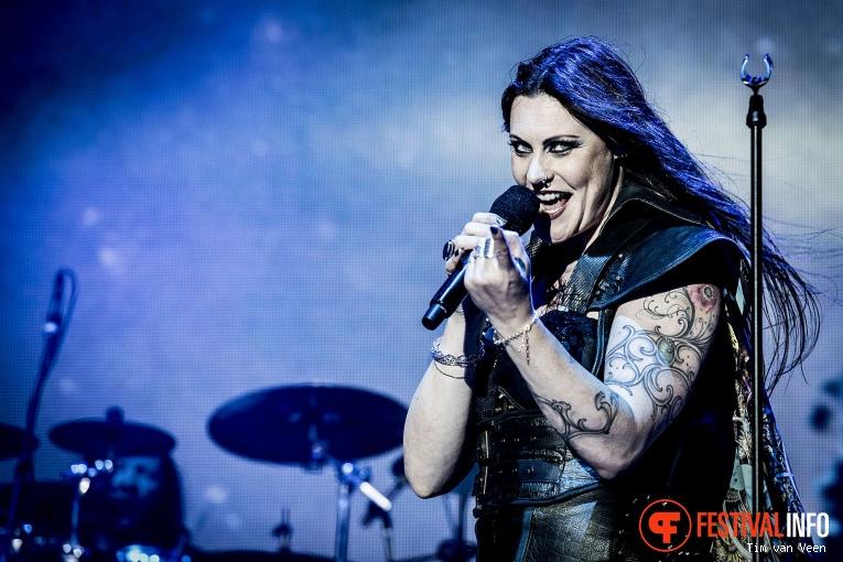 Foto Nightwish op Graspop Metal Meeting 2016 dag 2