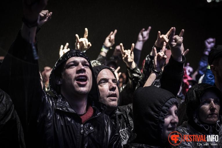 Foto Volbeat op Graspop Metal Meeting 2016 dag 2