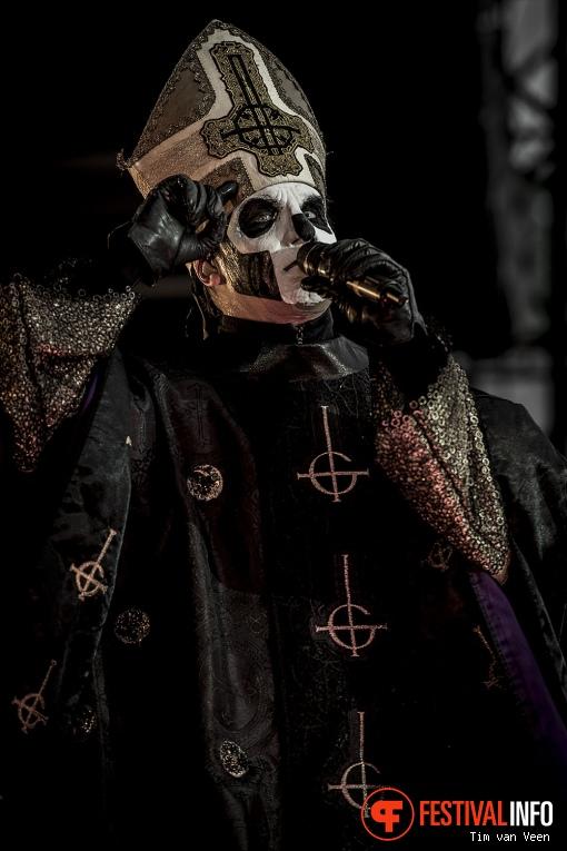 Foto Ghost op Graspop Metal Meeting 2016 dag 2