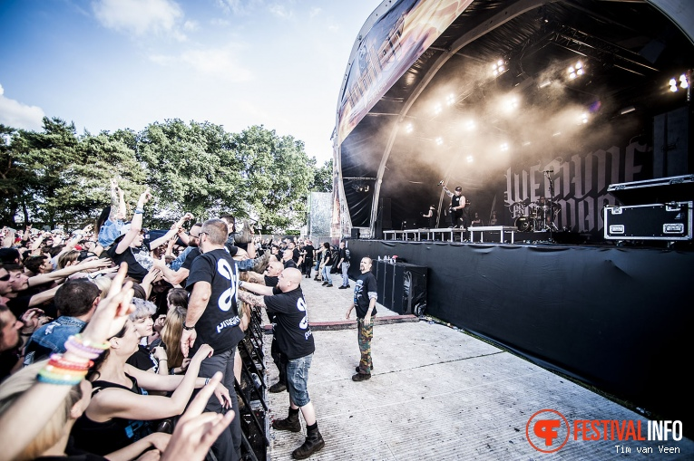 We Came As Romans op Graspop Metal Meeting 2016 dag 3 foto