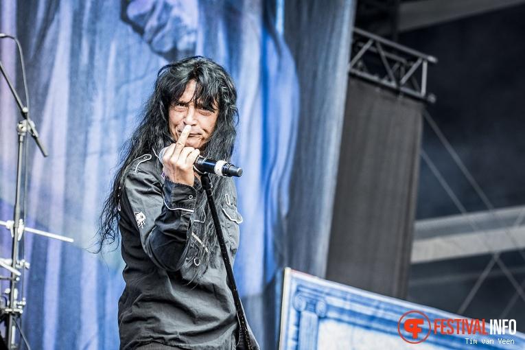Anthrax op Graspop Metal Meeting 2016 dag 3 foto