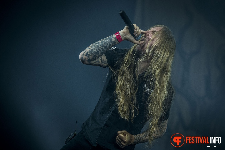 Legion of the Damned op Graspop Metal Meeting 2016 dag 3 foto