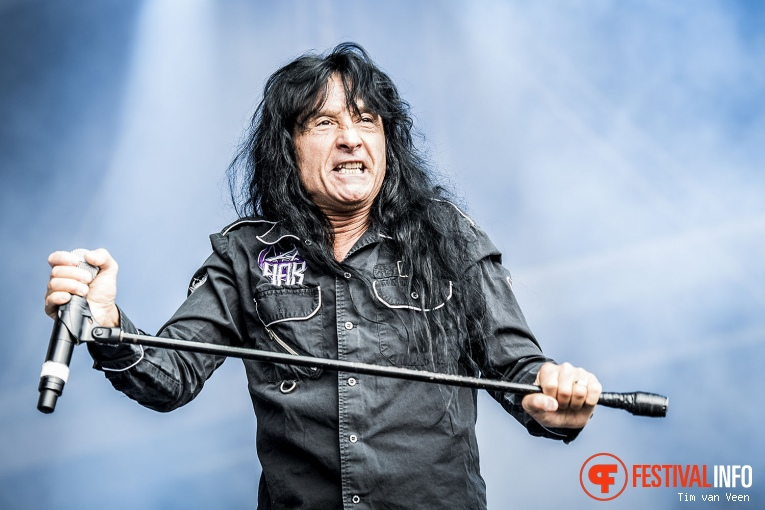 Anthrax op Graspop Metal Meeting 2016 dag 3 foto