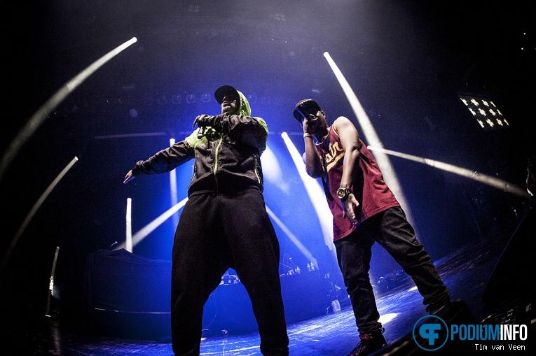 Dope D.O.D. op Cypress Hill - 22/06 - TivoliVredenburg foto