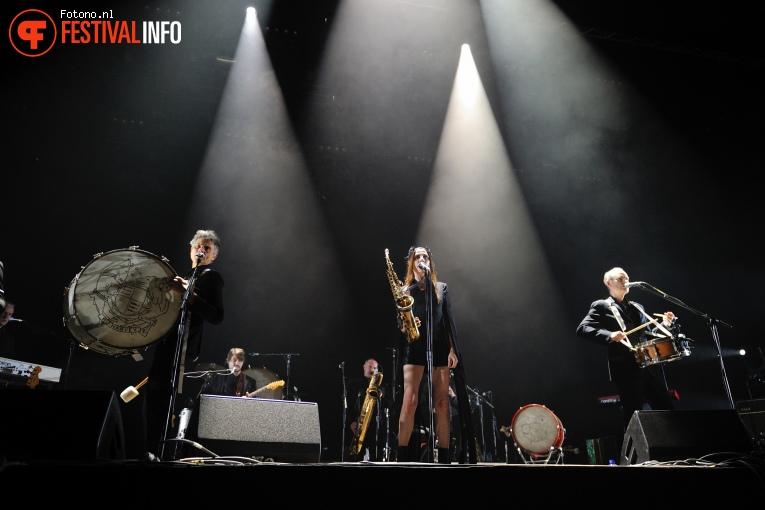 PJ Harvey op Down The Rabbit Hole 2016 - Vrijdag foto