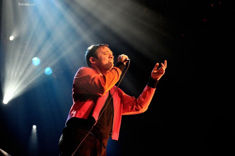 Everything Everything op Down The Rabbit Hole 2016 - Vrijdag foto