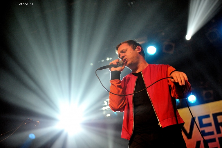 Foto Everything Everything op Down The Rabbit Hole 2016 - Vrijdag