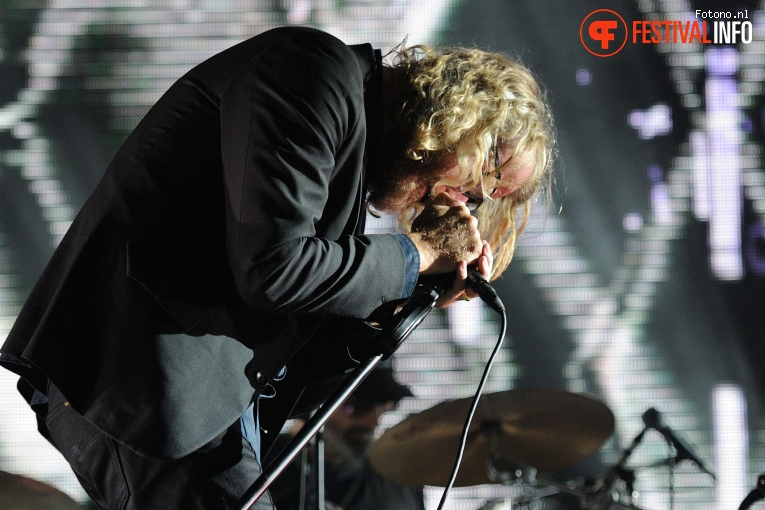The National op Down The Rabbit Hole 2016 - Zaterdag foto