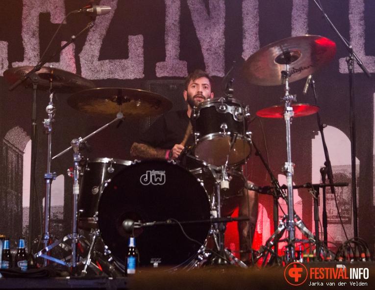 Deez Nuts op Jera On Air 2016 - Vrijdag foto
