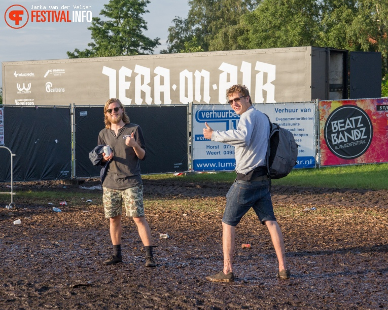 Jera On Air 2016 - Zaterdag foto